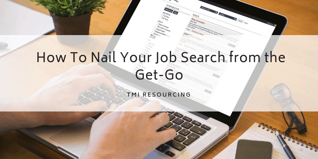 TMI Resourcing - Nail Job Search
